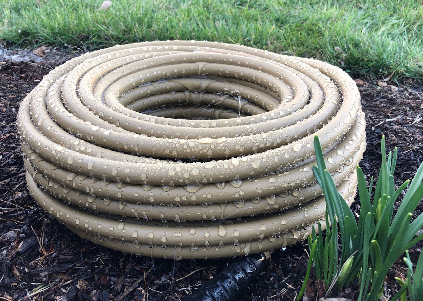 Water Right keeps the environment in mind with this polyurethane hose option.